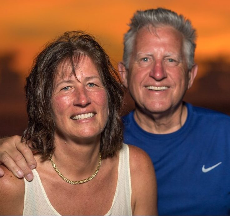 Stan and Barb Lochrie