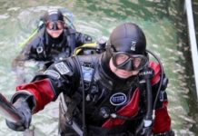 Best BCD for drysuit diving