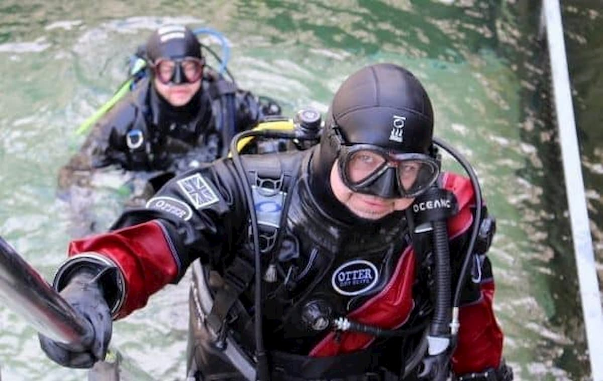 Best BCD for drysuit diving