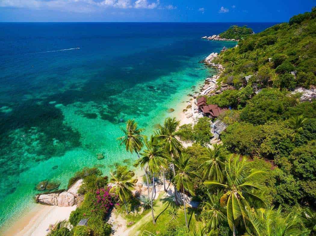 Living in paradise koh tao thailand scuba diving freediving technical diving - Dive in koh tao ...