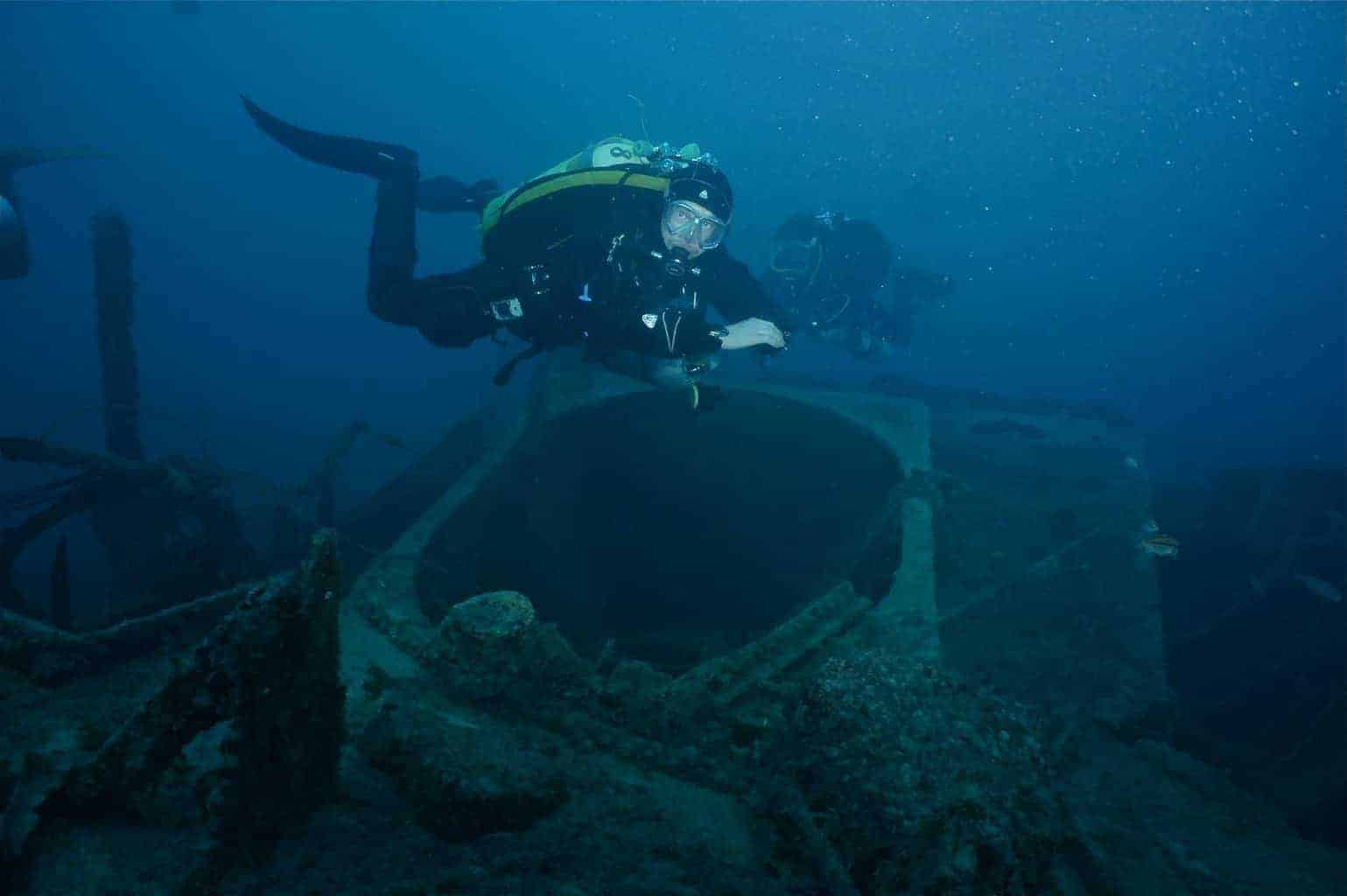 Are you ready to become a deep tech diver?