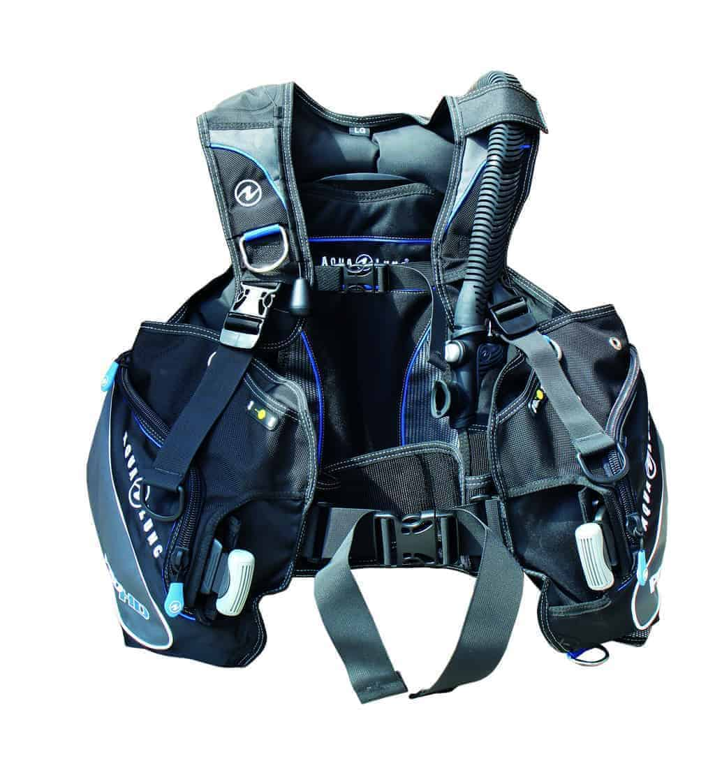 The Aqualung Pro HD is a well-specced BCD that benefits from a lot of the technology and design points from its higher-priced siblings.