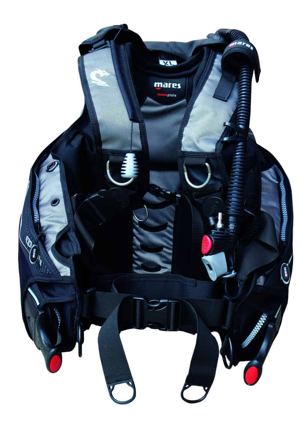 The Dragon SLS sits near the top of our price bracket, but you do get a lot of BCD for your money.