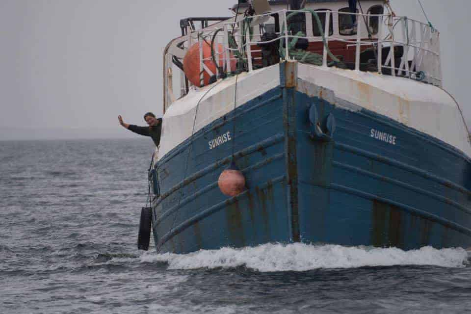 Ghost Fishing UK returns to the Orkney Islands
