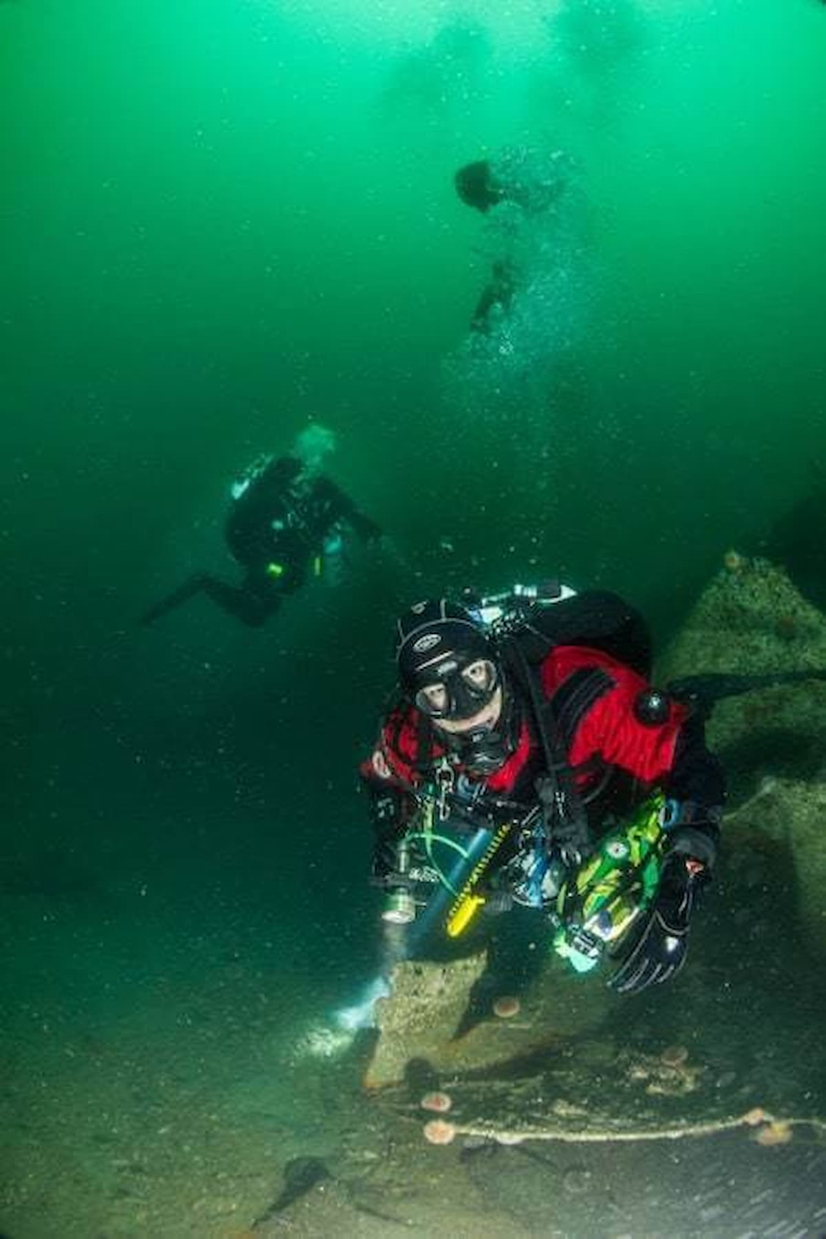Big Scapa Clean up project