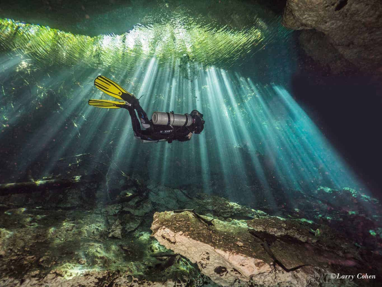 Cenote El Eden/Pon-da-Rosa