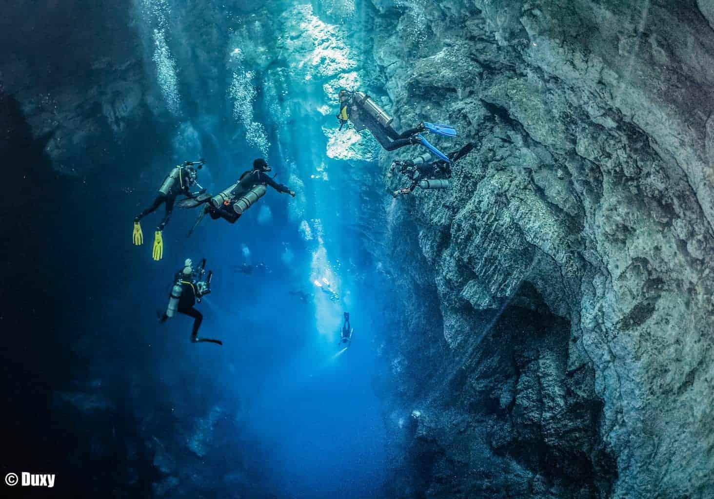 Cenote - courtesy Paul Duxfield (Duxy)