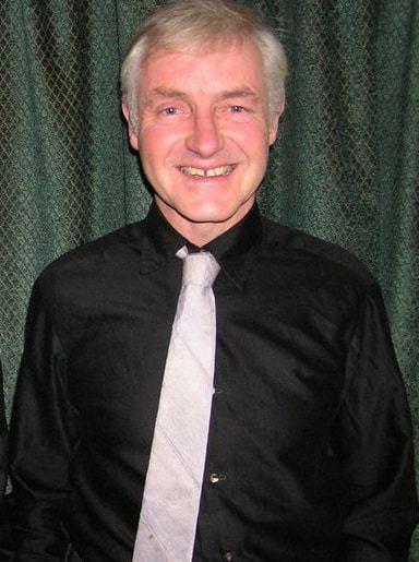 Robin Langford in Kyarra shirt