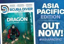 Scuba Diver Asia-Pacific