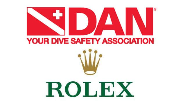 rolex diver of the year