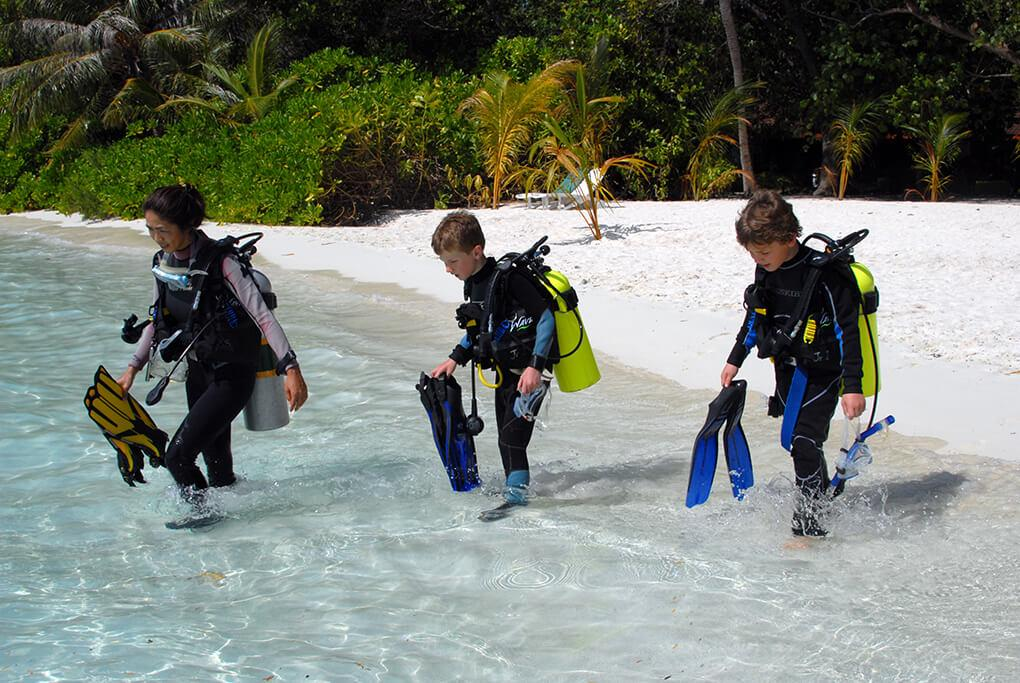 Zac Cuff – Getting the urge to submerge (A boy's diving story)