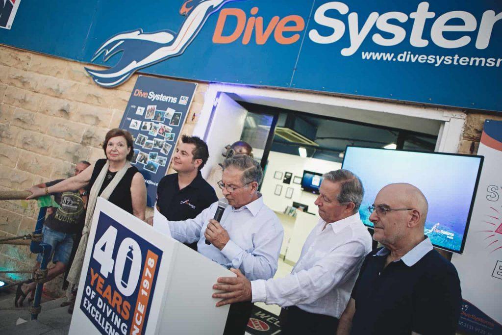 Dive Systems Malta