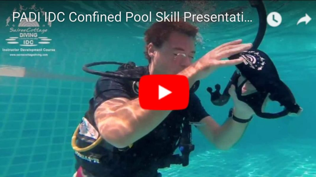 PADI-IDC-YouTube-Videos