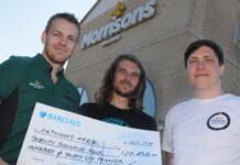 Fathoms Free Morrisons cheque