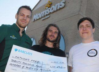 Fathoms Free Morrisons cheque