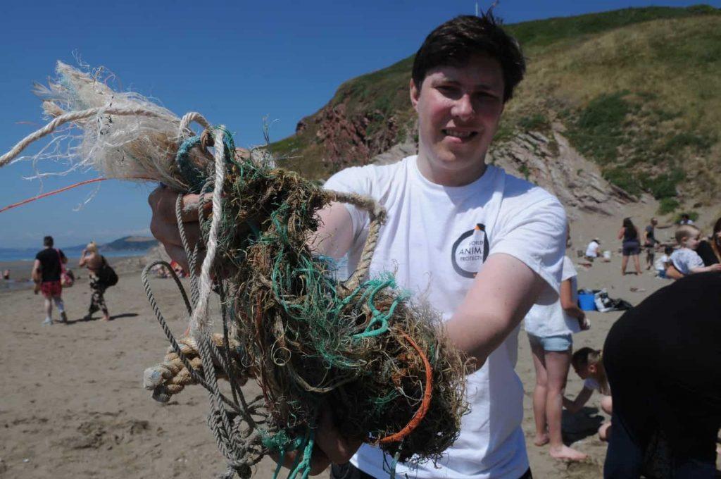 Tregantle Beach Clean