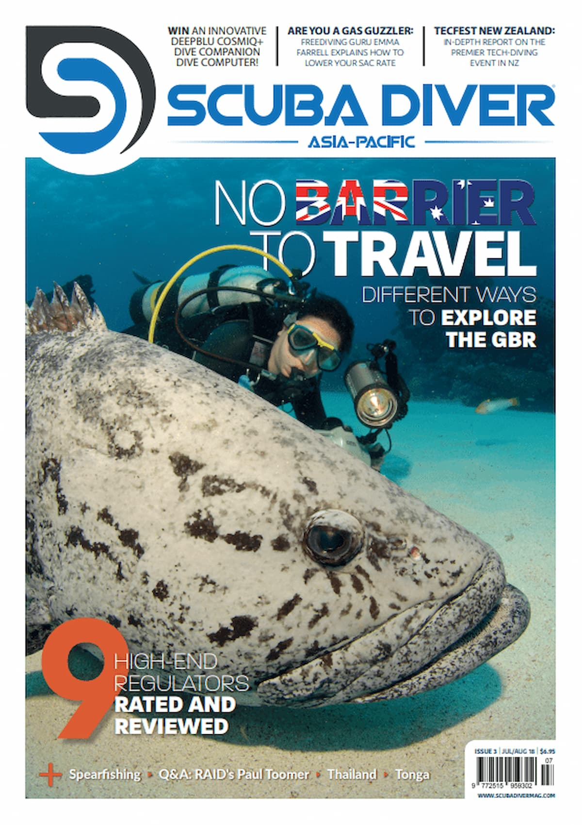 Scuba Diver Asia Pacific - Issue 3
