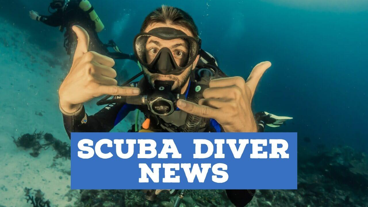 scuba diver news