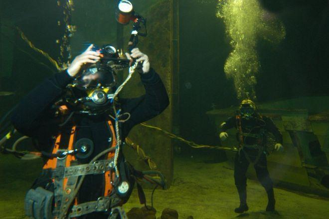 Underwater Centre
