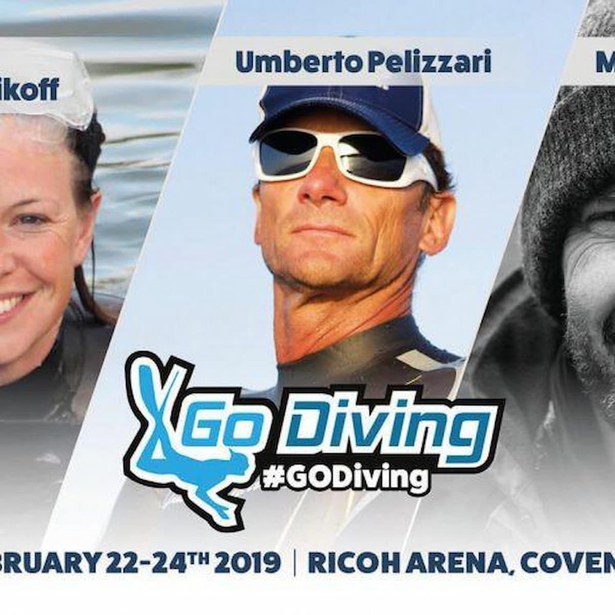 GO Diving Show expands to 6,000 sqm