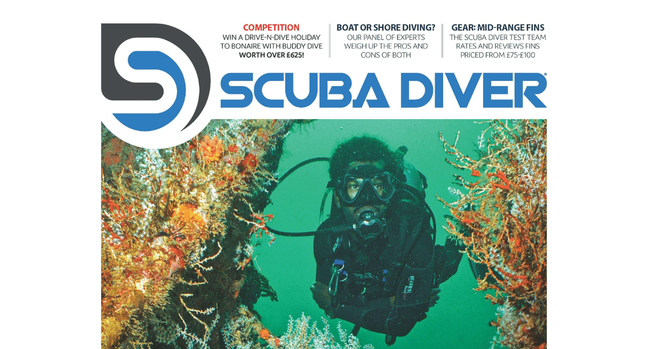 Scuba Diver November Issue