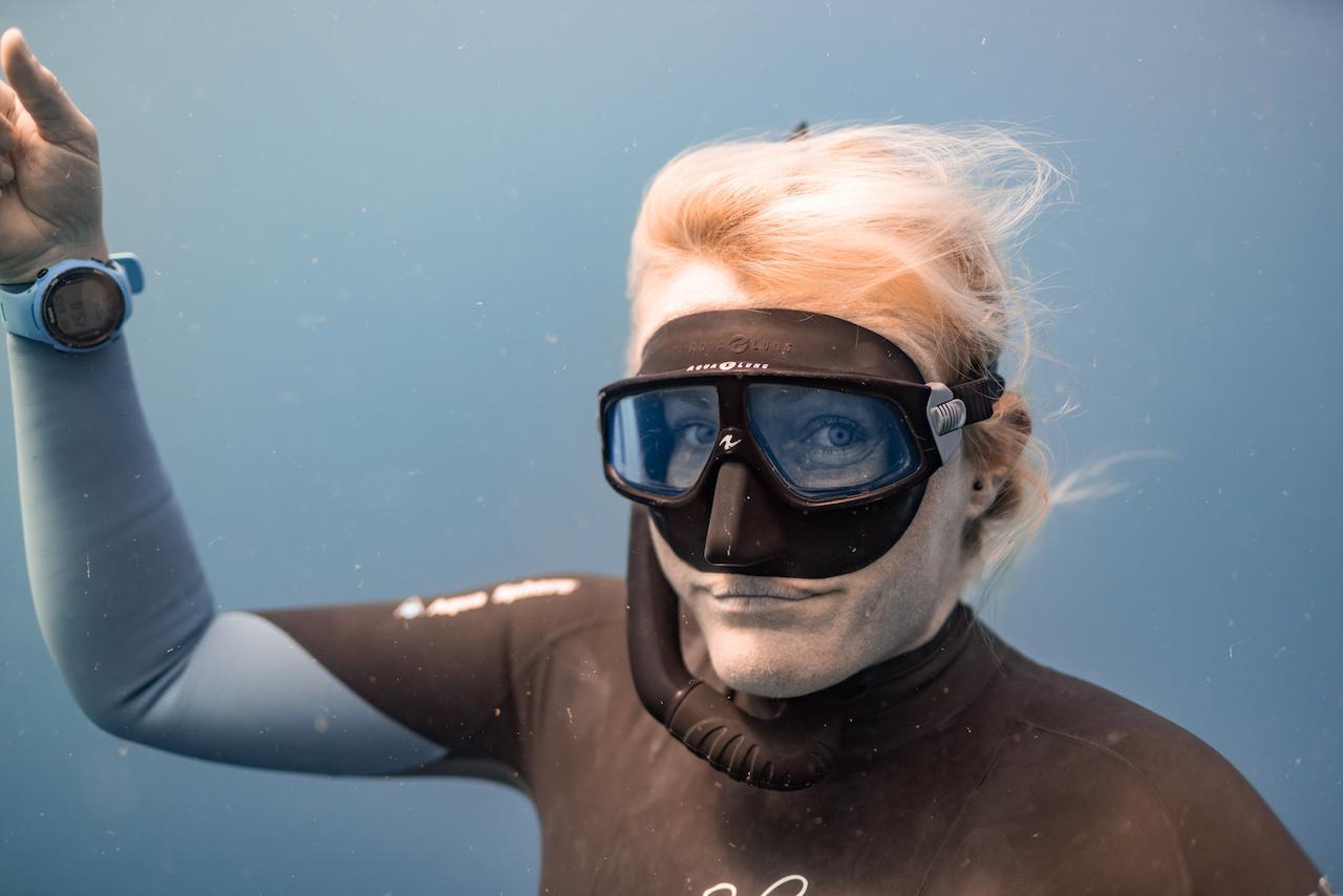 British Freedive Champions - Georgina Miller