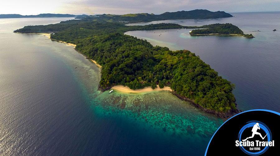 Scuba Travel, Indonesia, Bangka