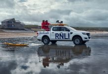 Ford and RNLI