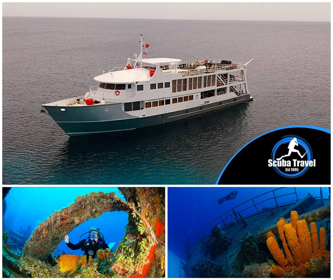 Scuba Travel, Cayman Aggressor, Cayman Islands