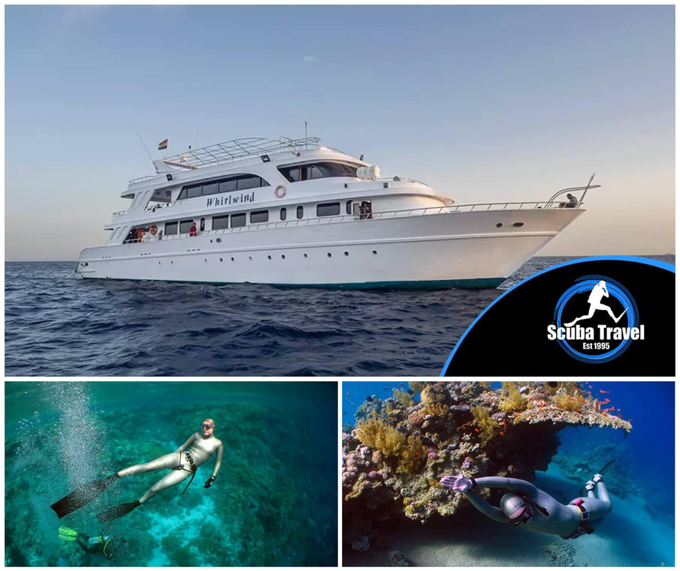 Scuba Travel, Freediving, Emma Farrell, Whirlwind