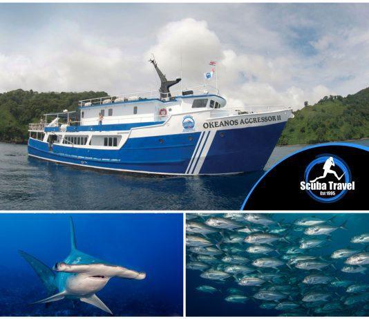 Scuba Travel, Okeanos Aggressor 2, Cocos Island