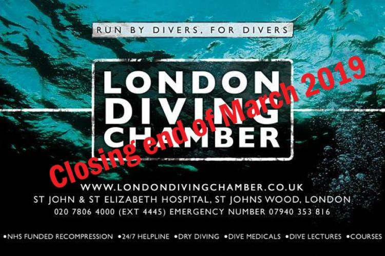London Diving Chamber