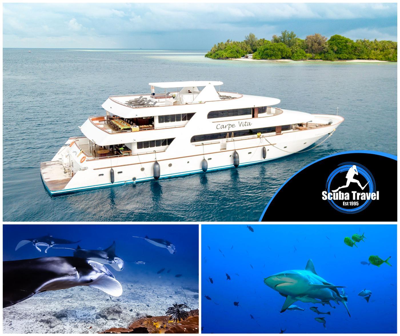 Scuba Travel, Maldives, Carpe Vita,