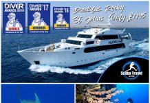 Scuba Travel, Red Sea, Hurricane