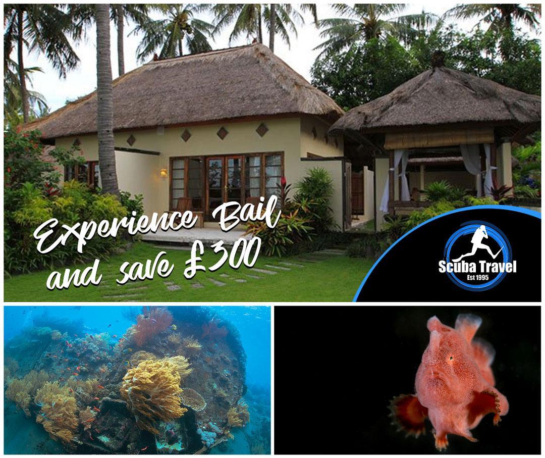 Scuba Travel, Indonesia, Bali, Scuba Seraya