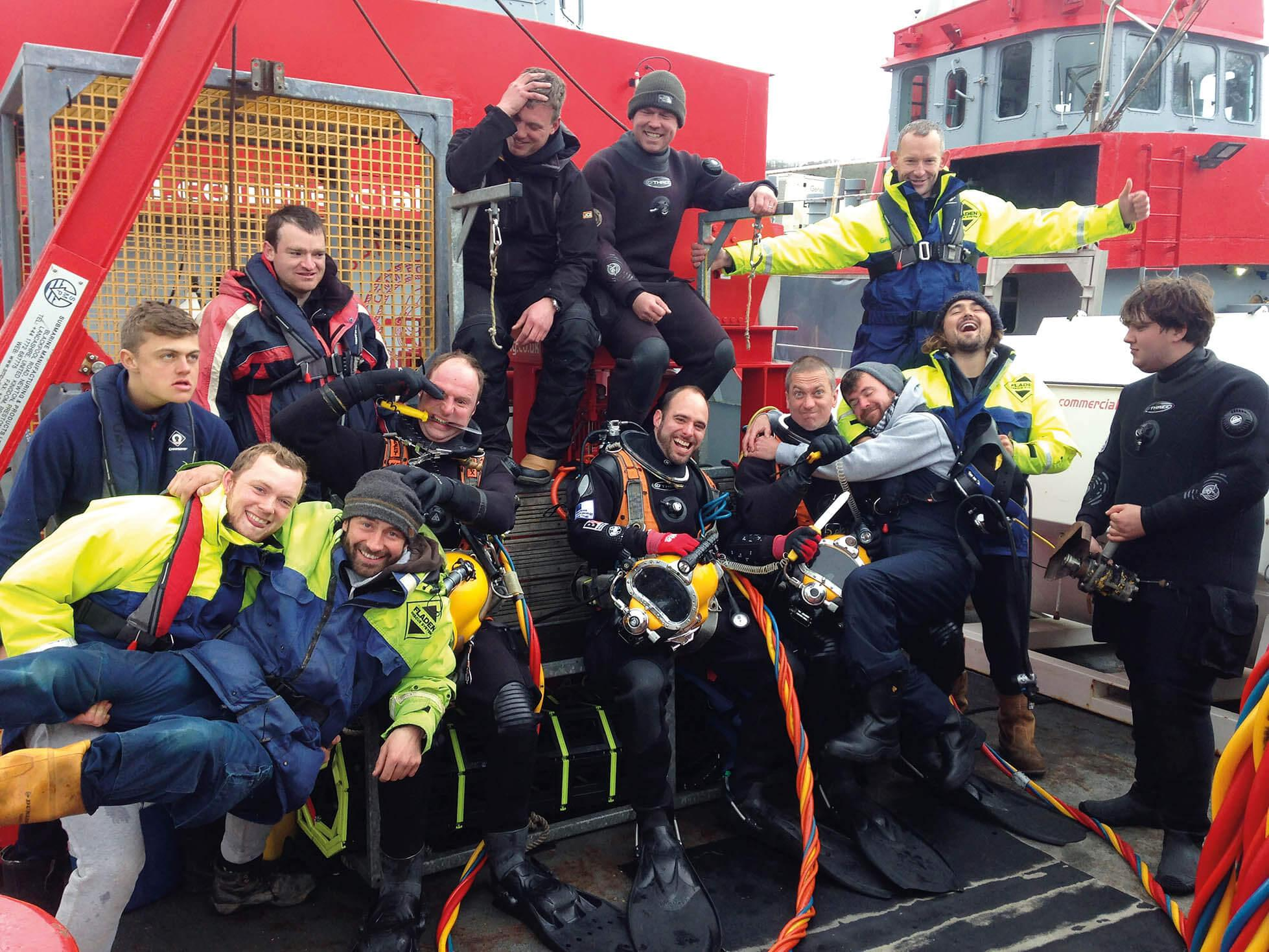 Commercial diving as a career (2)