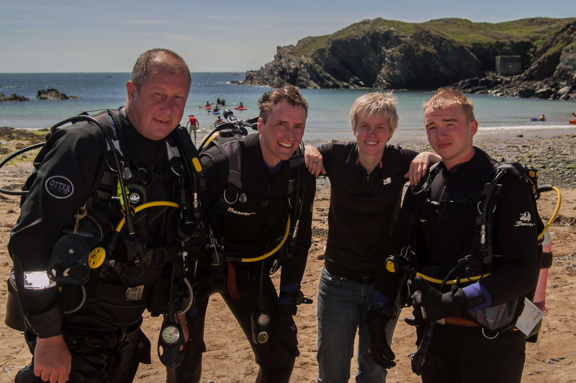 Anglesey Divers in Holyhead 5