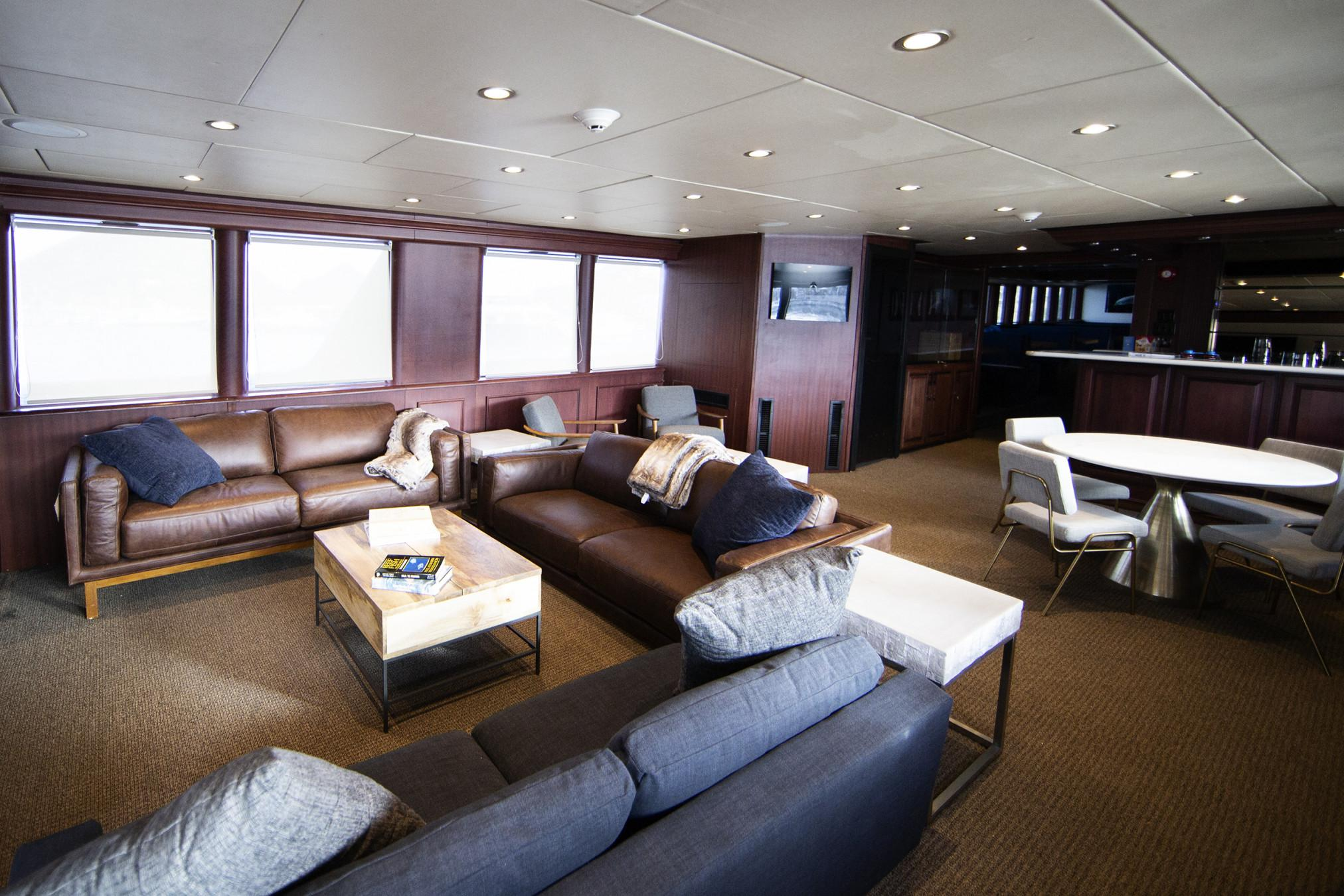 Living Room on board Socorro Vortex
