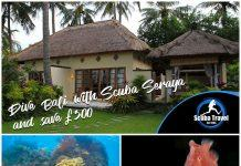 Scuba Travel, Bali, Indonesia, Scuba Seraya