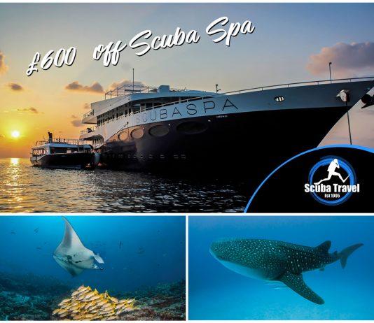 Scuba Travel, Scuba Spa, Maldives