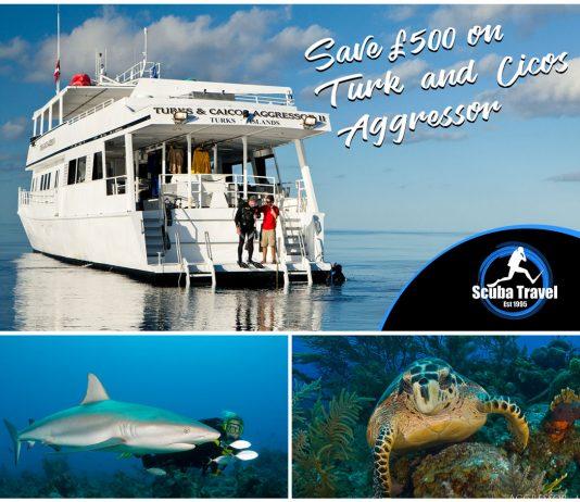 Scuba Travel, Turk and Caicos, Turk and Caicos Aggressor, Caribbean