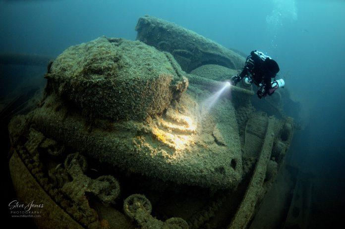 Underwater Photographer of the Week Steve Jones
