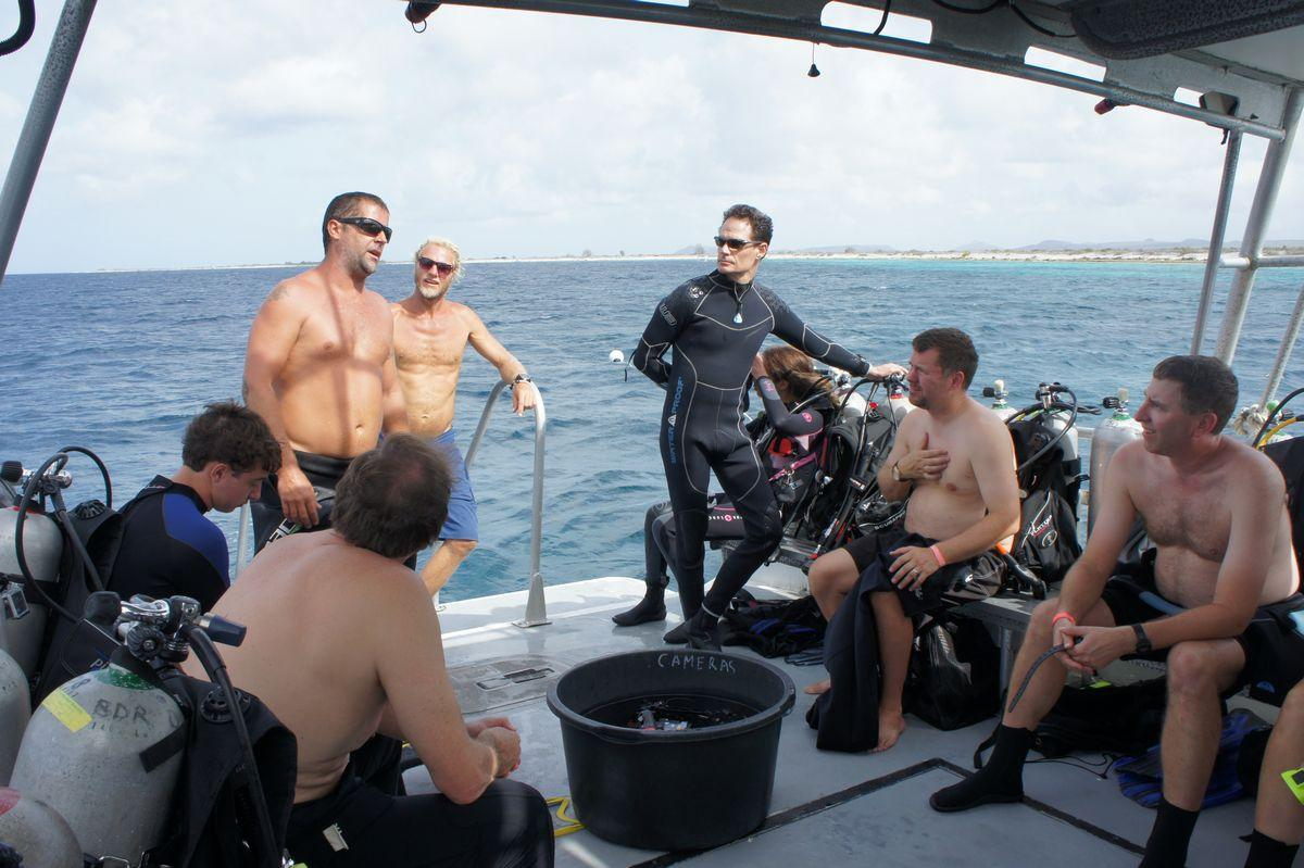 Diving Bonaire 6