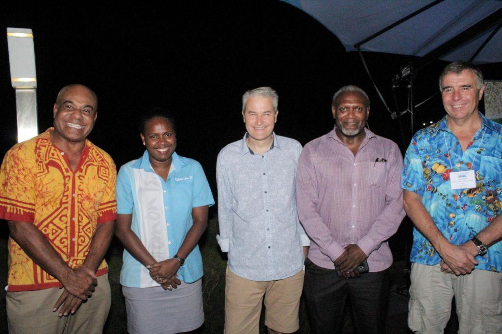 102 diving docs descend on Solomons for 2019 SPUMS conference 1