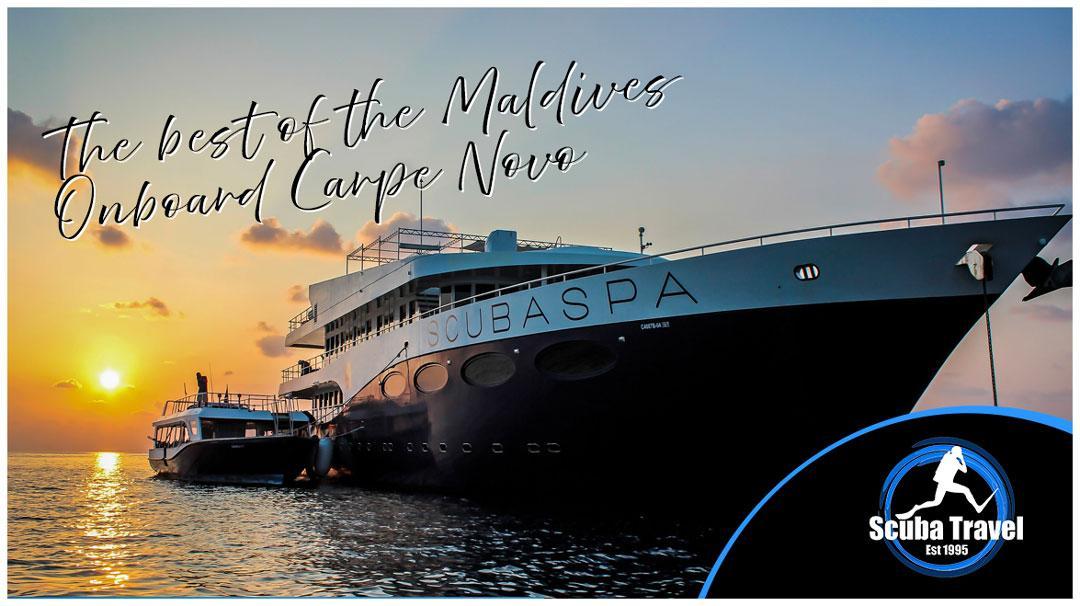Scuba Travel, Best of Maldives, Indian Ocean, Maldives, Scuba Spa, Liveaboard