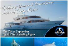 Scuba Travel, Maldives, Seasonal Sensations, Carpe Diem