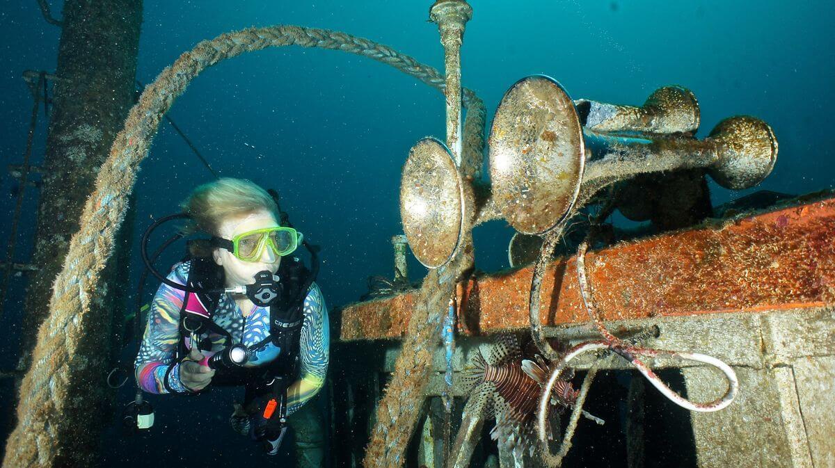 Grenada Shipwrecks