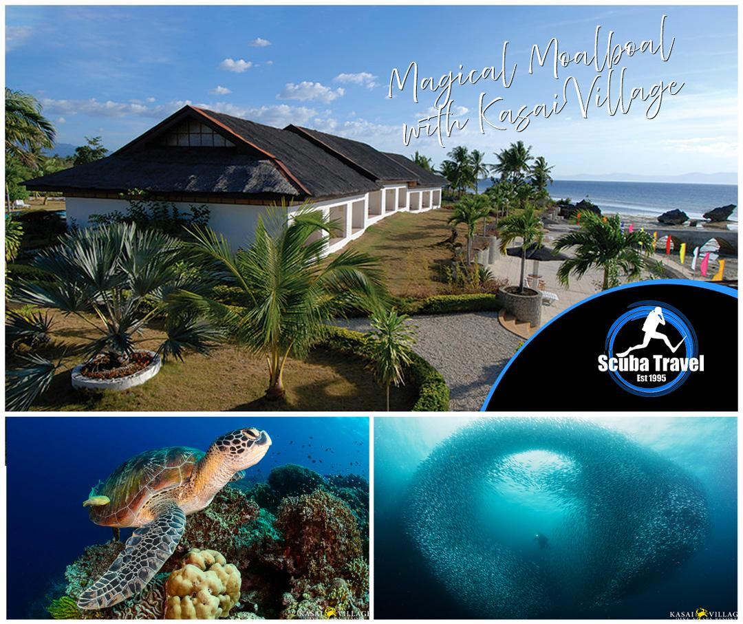 Scuba Travel, Philippines, Kasai Village, Moalboal, dive resort