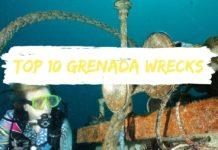 Top 10 grenada wrecks