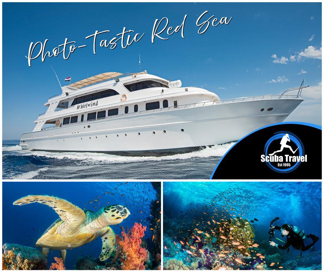 Scuba Travel, Egypt, Red Sea, Whirlwind, Photo Workshop